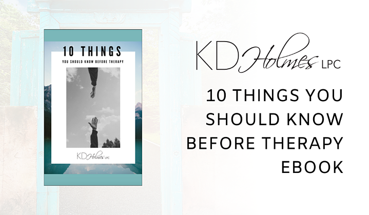 10 Things to Know About Therapy