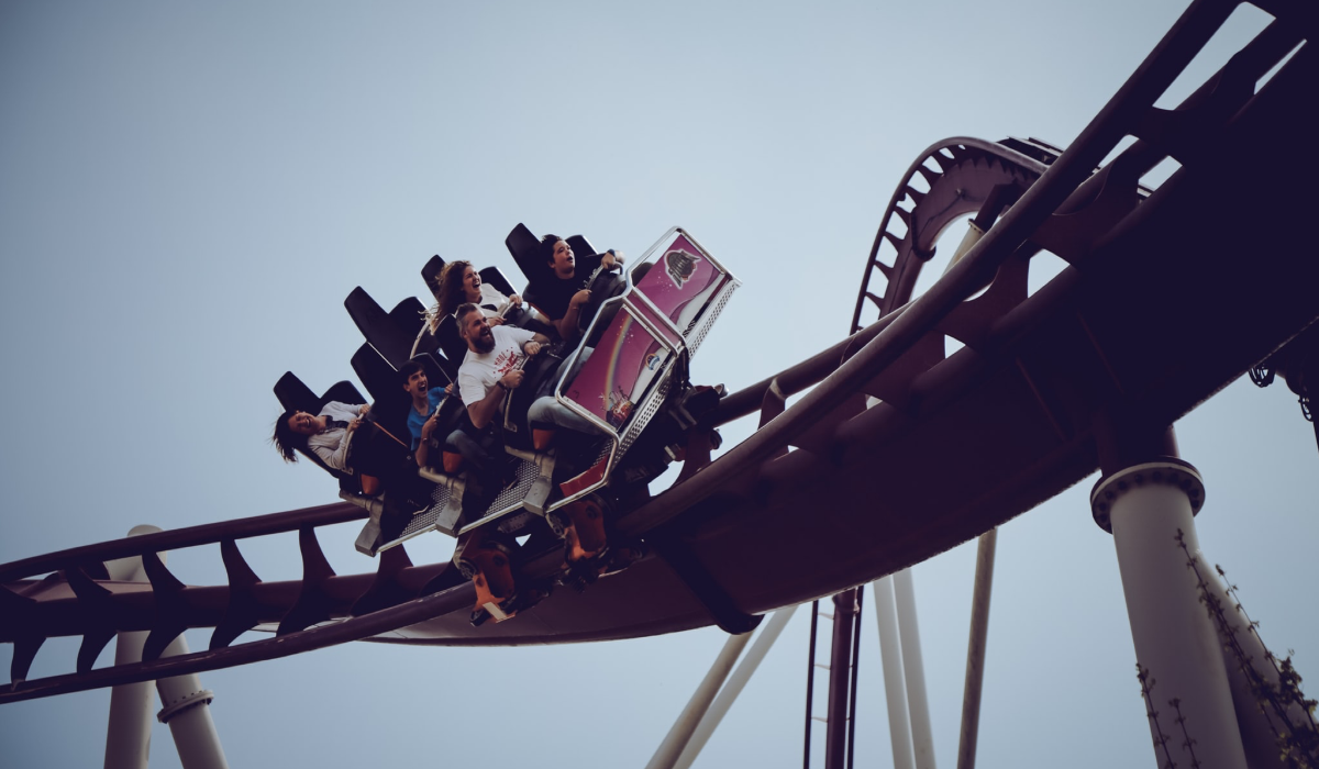 Learning to Love Roller Coasters | KD Holmes LPC